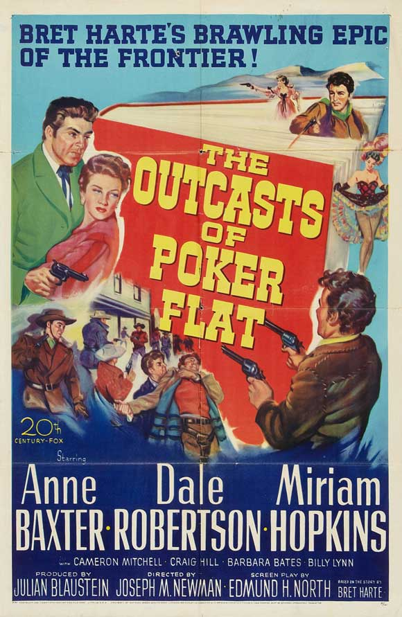 outcasts of poker flat essay