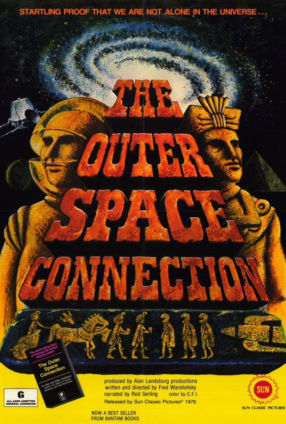 The outer space connection movie posters from movie poster for Outer space movies