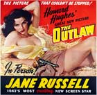 The Outlaw - 30 x 30 Movie Poster - Style A
