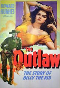 The Outlaw - 11 x 17 Movie Poster - Style B