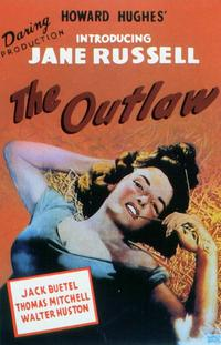 The Outlaw - 11 x 17 Movie Poster - Style E