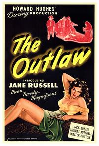 The Outlaw - 27 x 40 Movie Poster - Style A