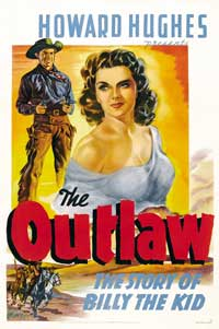 The Outlaw - 43 x 62 Movie Poster - Bus Shelter Style D