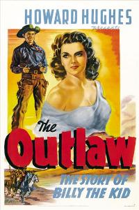 The Outlaw - 27 x 40 Movie Poster - Style C
