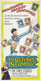 The Outlaws Is Coming! - 20 x 40 Movie Poster - Style A