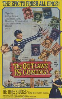 The Outlaws Is Coming! - 11 x 17 Movie Poster - Style A