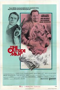 The Outside Man - 27 x 40 Movie Poster - Style A