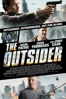 The Outsider - 11 x 17 Movie Poster - Style A