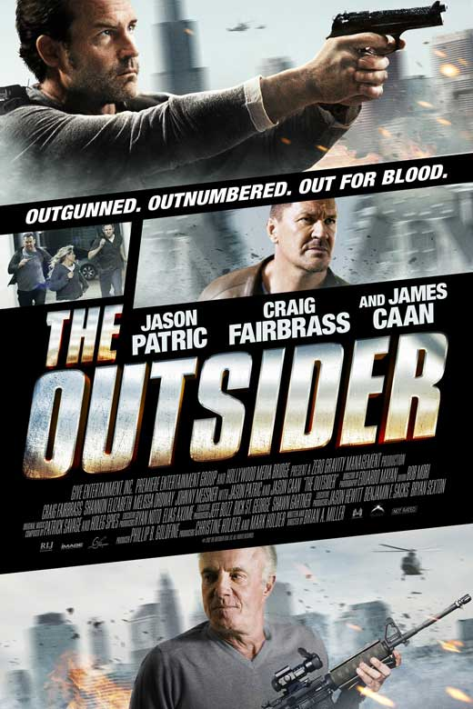 The Outsider Movie Posters From Movie Poster Shop