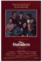 The Outsiders - 27 x 40 Movie Poster - Style A