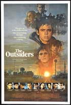 The Outsiders - 11 x 17 Movie Poster - Style H