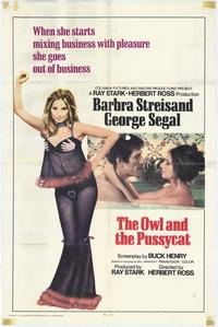 The Owl and the Pussycat - 11 x 17 Movie Poster - Style B