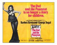The Owl and the Pussycat - 22 x 28 Movie Poster - Half Sheet Style A