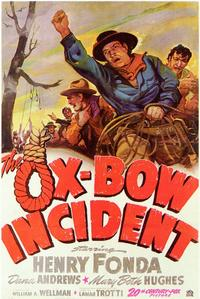 The Ox-Bow Incident - 11 x 17 Movie Poster - Style A