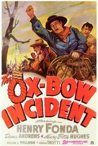 The Ox-Bow Incident - 27 x 40 Movie Poster - Style A