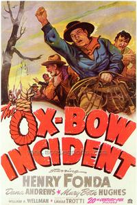 The Ox-Bow Incident - 43 x 62 Movie Poster - Bus Shelter Style A