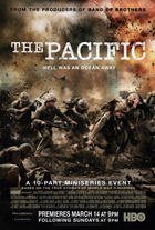 The Pacific - 43 x 62 Movie Poster - Bus Shelter Style A