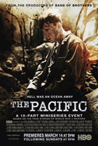 The Pacific - 43 x 62 Movie Poster - Bus Shelter Style B