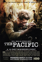 The Pacific - 43 x 62 Movie Poster - Bus Shelter Style D