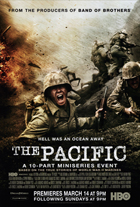 The Pacific - 23 x 34 HBO Poster - Style B