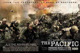 The Pacific - 11 x 17 Movie Poster - Style A