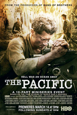The Pacific - 11 x 17 Movie Poster - Style D