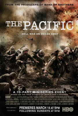 The Pacific - 11 x 17 Movie Poster - Style E