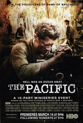 The Pacific - 23 x 34 HBO Poster - Style D