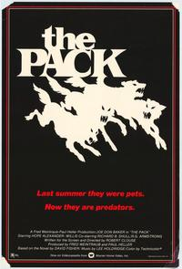 The Pack - 27 x 40 Movie Poster - Style B