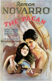 The Pagan - 11 x 17 Movie Poster - Style A