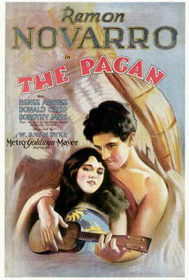 The Pagan - 27 x 40 Movie Poster - Style A