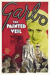 Painted Veil, The - 27 x 40 Movie Poster - Style A