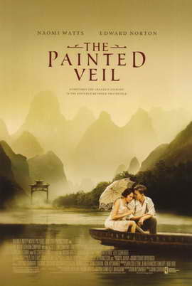 The Painted Veil - 11 x 17 Movie Poster - Style A