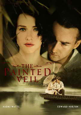 The Painted Veil - 27 x 40 Movie Poster - Style B