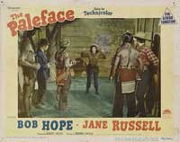 The Paleface - 11 x 14 Movie Poster - Style D