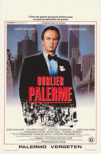 The Palermo Connection - 11 x 17 Movie Poster - Belgian Style A