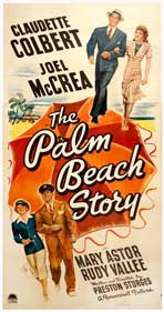 The Palm Beach Story - 11 x 17 Movie Poster - Style B