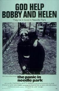 The Panic in Needle Park - 27 x 40 Movie Poster - Style C