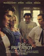 The Paperboy - 27 x 40 Movie Poster - Style B