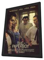 The Paperboy - 11 x 17 Movie Poster - Style B - in Deluxe Wood Frame