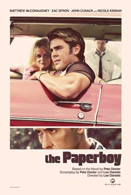 The Paperboy - 27 x 40 Movie Poster - Style A