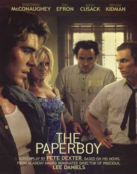 The Paperboy - 11 x 17 Movie Poster - Style B