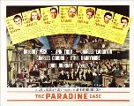 The Paradine Case - 30 x 40 Movie Poster UK - Style A