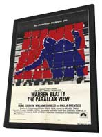 The Parallax View - 11 x 17 Movie Poster - Style A - in Deluxe Wood Frame