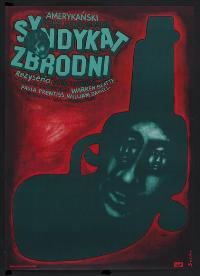 The Parallax View - 11 x 17 Movie Poster - Polish Style A