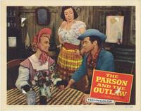 The Parson and The Outlaw - 11 x 14 Movie Poster - Style A