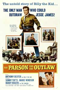 The Parson and The Outlaw - 27 x 40 Movie Poster - Style A