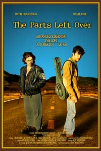 The Parts Left Over - 11 x 17 Movie Poster - Style A