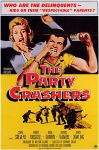 The Party Crashers - 11 x 17 Movie Poster - Style A