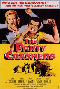 The Party Crashers - 27 x 40 Movie Poster - Style A